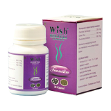 WISH Herbal Care Femmislim [EM-001] - Suplement Pelangsing Tubuh